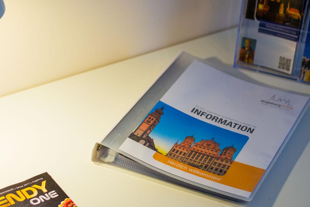 AugsburgLiving Ferienapartment 3 – Interieur