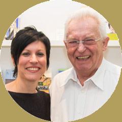 Anja und Werner Paulmichl