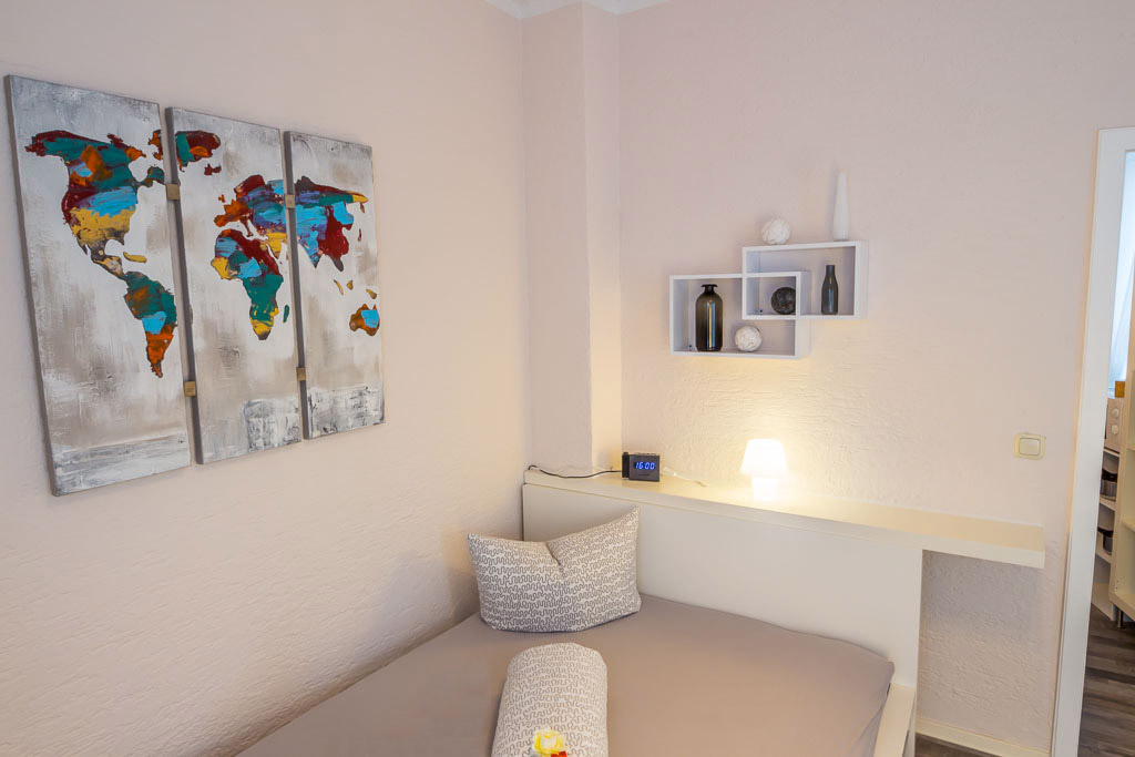 AugsburgLiving Ferienapartment 3 – Interieur