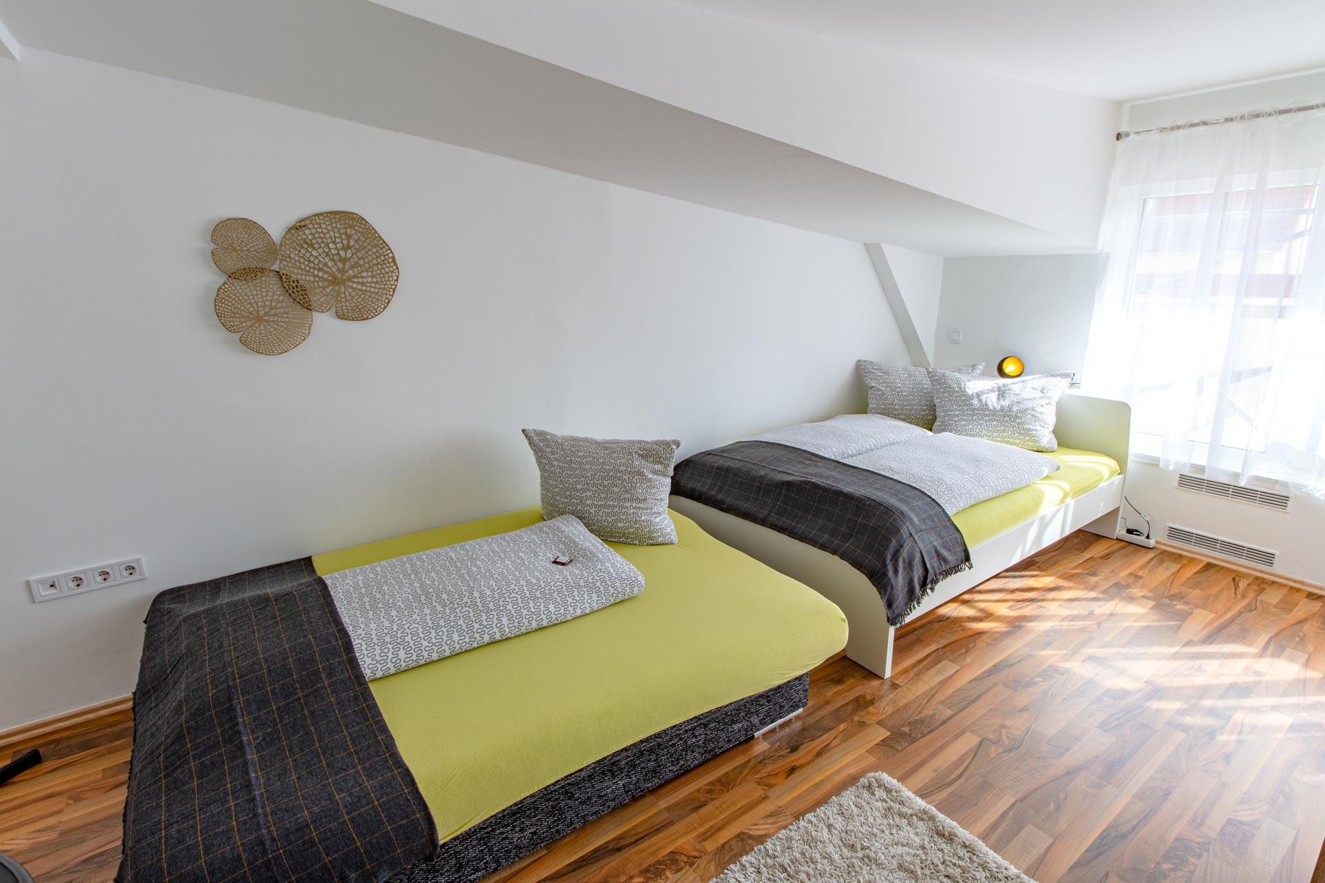 Impressionen Apartment 6 Felber