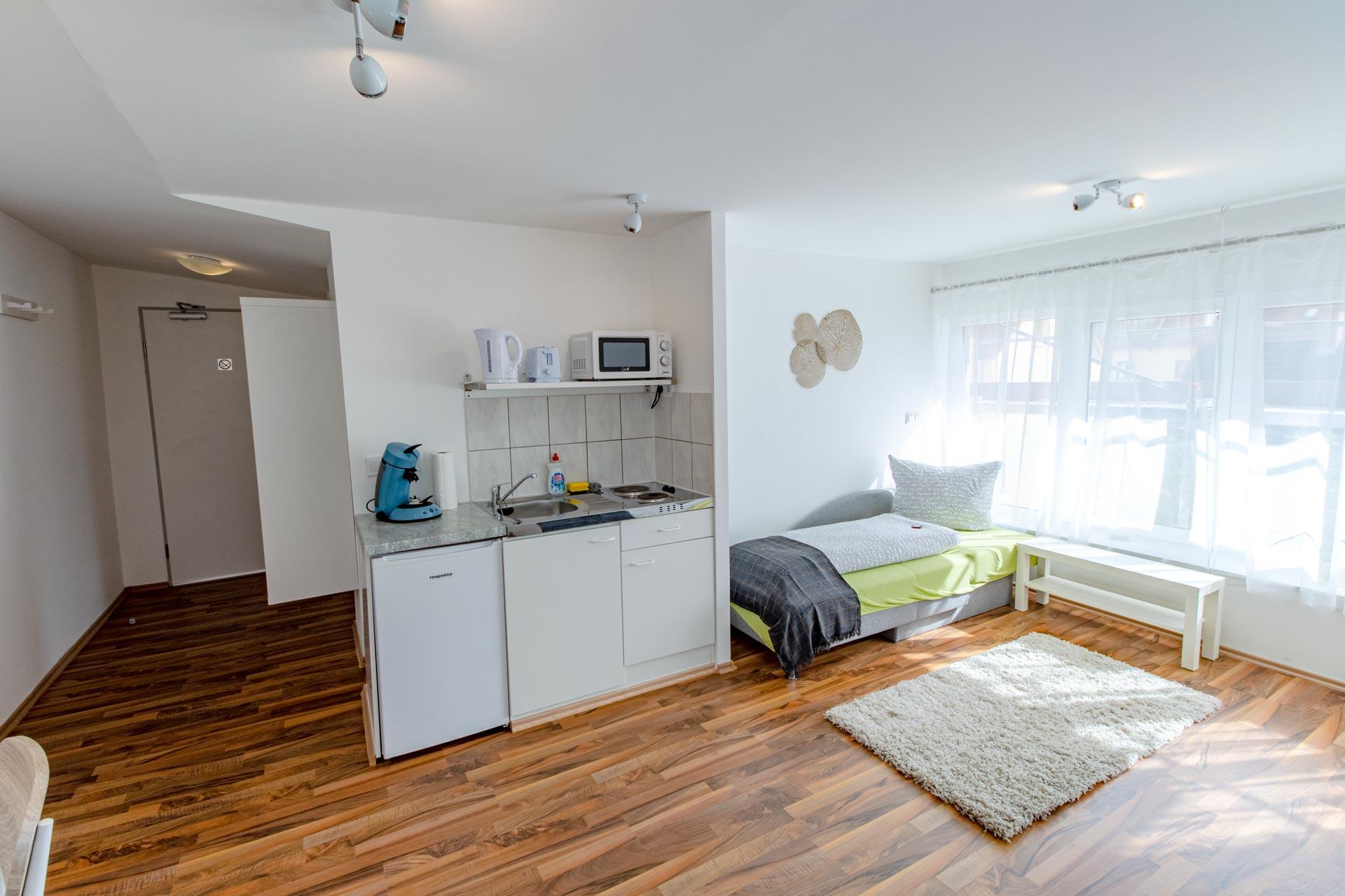 Impressionen Apartment 5 Felber